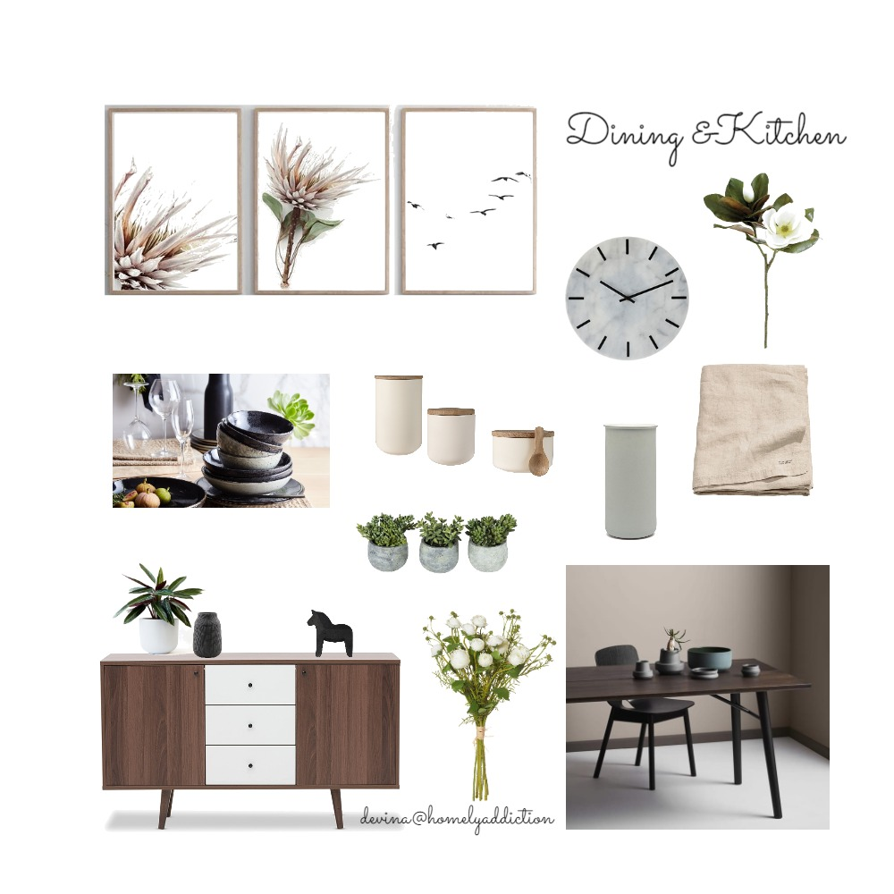 Kavanagh kitchen and dining Mood Board by HomelyAddiction on Style Sourcebook