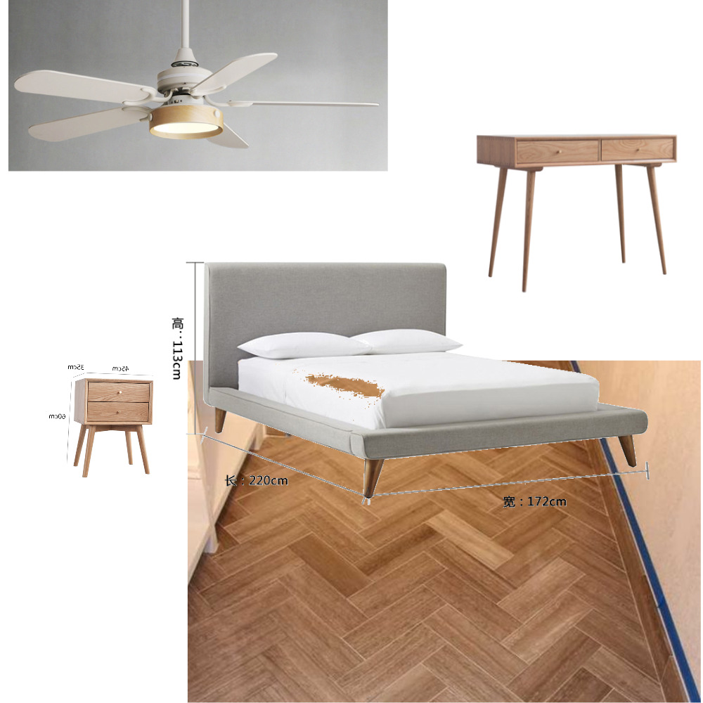 Bedroom Mood Board by rzrz on Style Sourcebook