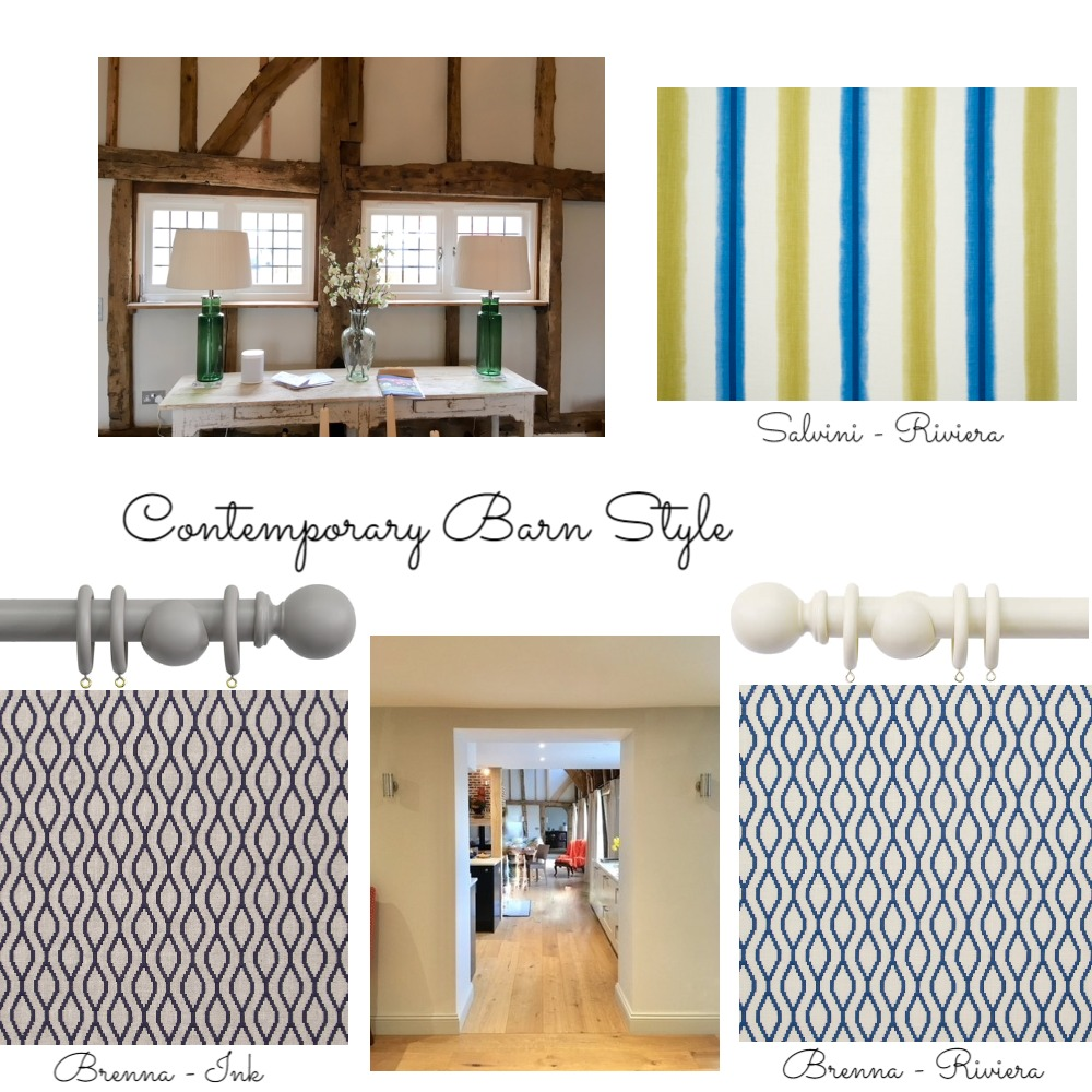 Contemporary Barn Style Mood Board by NatashaLade on Style Sourcebook