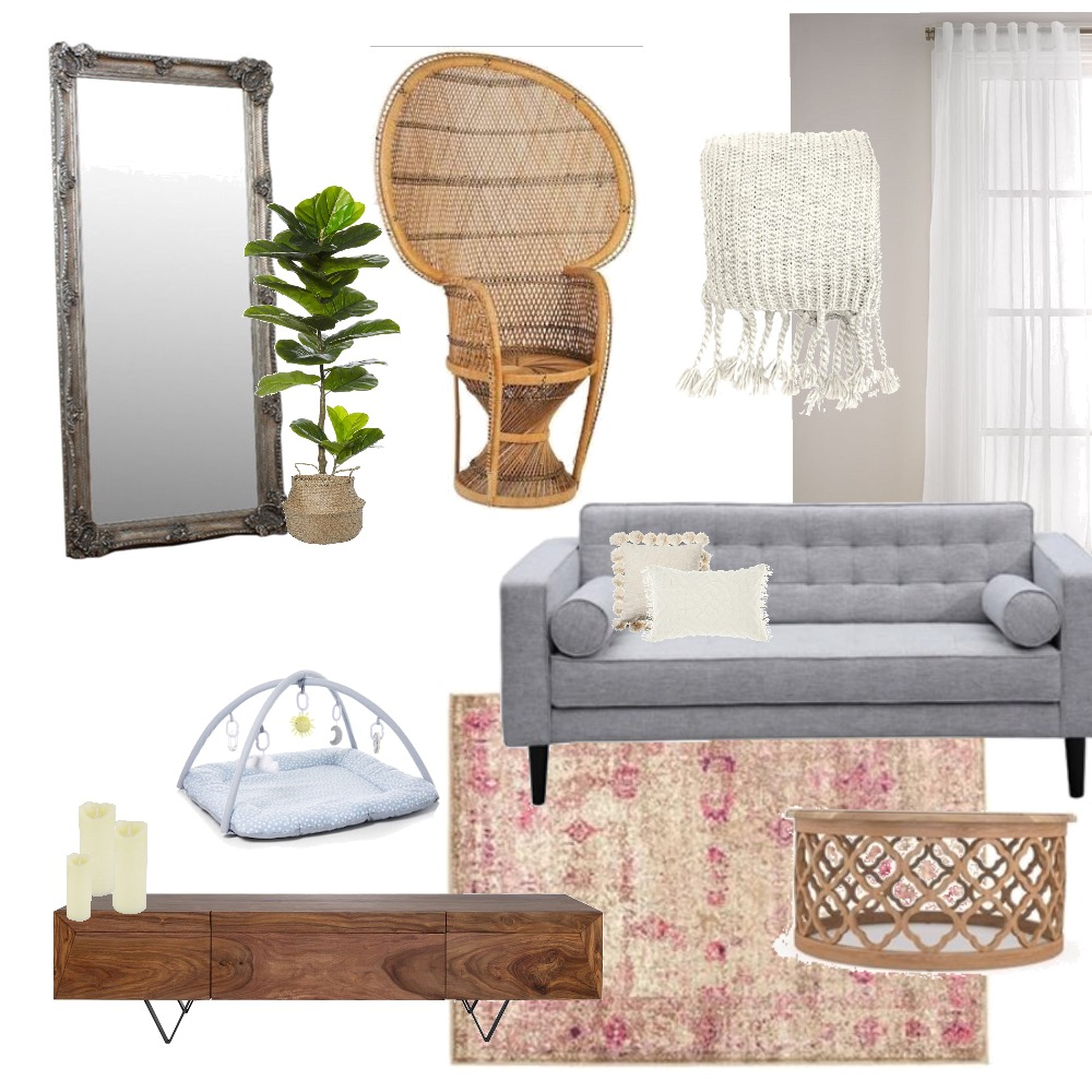 Lounge Mood Board by keirajp on Style Sourcebook
