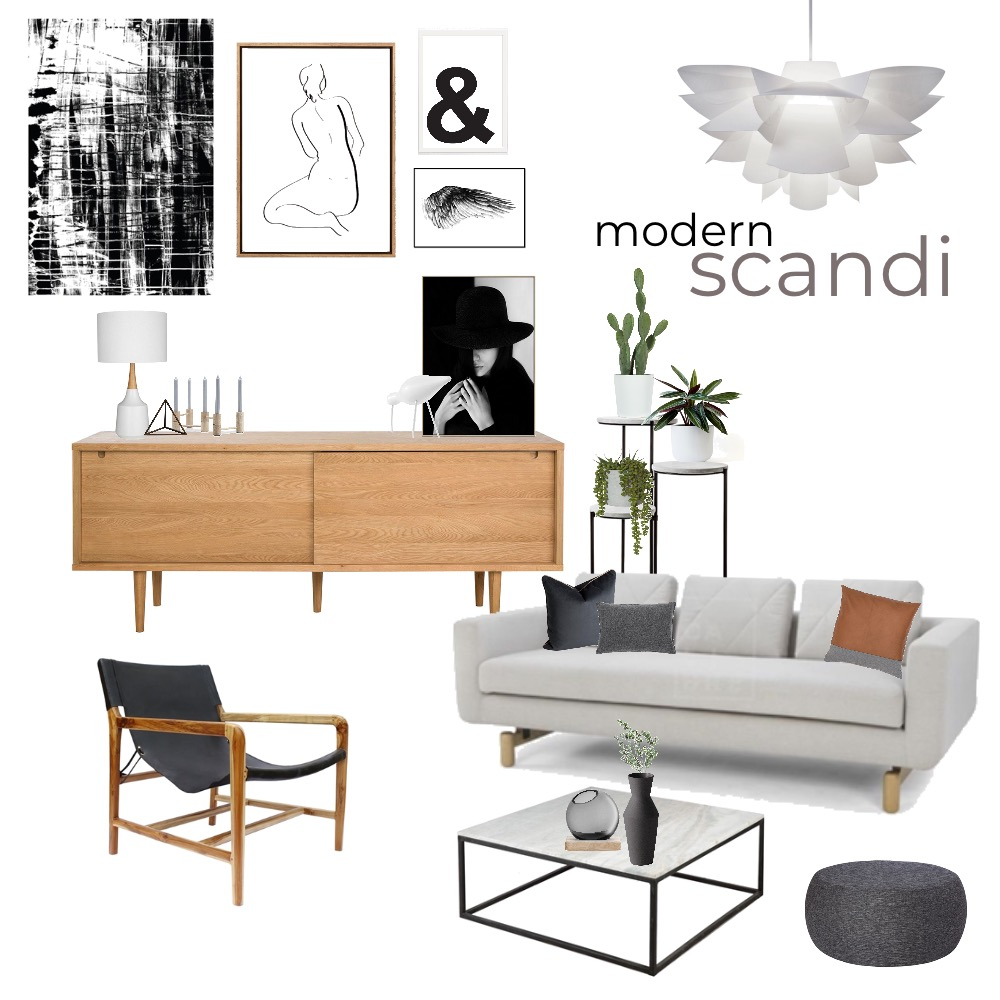 modern scandi Mood Board by danielleundzillo on Style Sourcebook