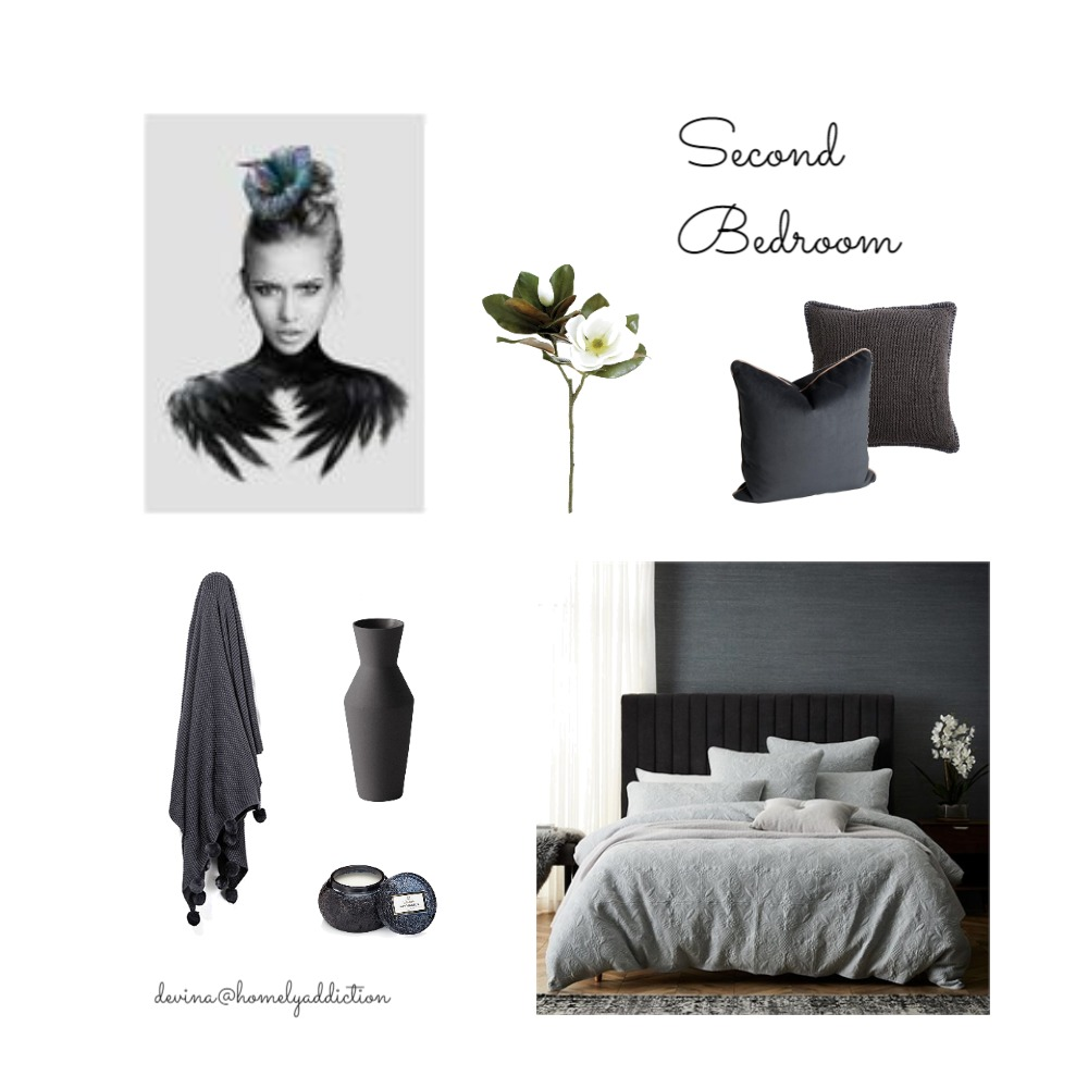 Eureka second bedroom Mood Board by HomelyAddiction on Style Sourcebook