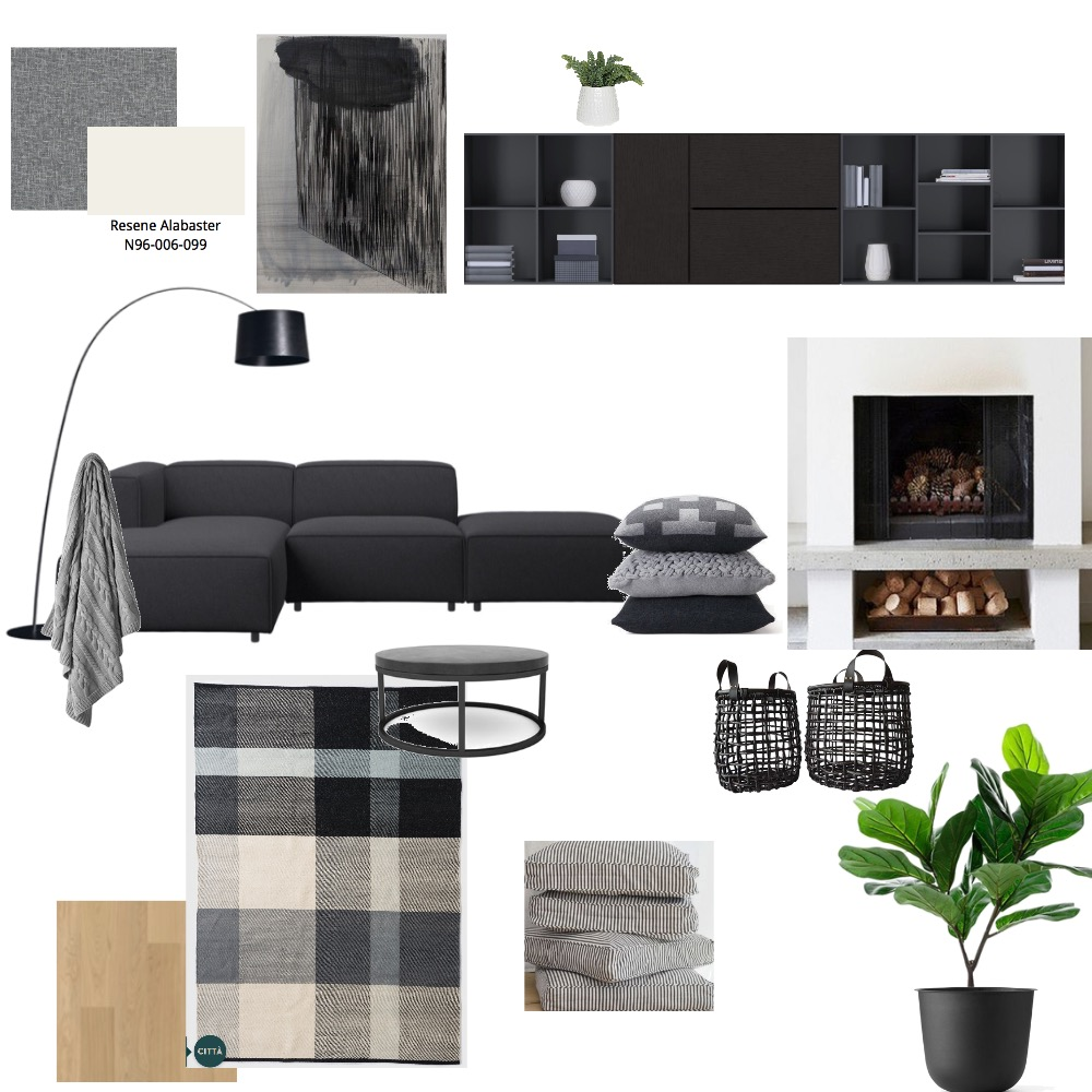 Living Area Mood Board by Jennysaggers on Style Sourcebook