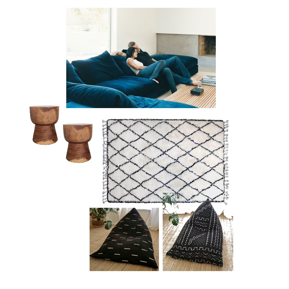 nat Mood Board by The Secret Room on Style Sourcebook