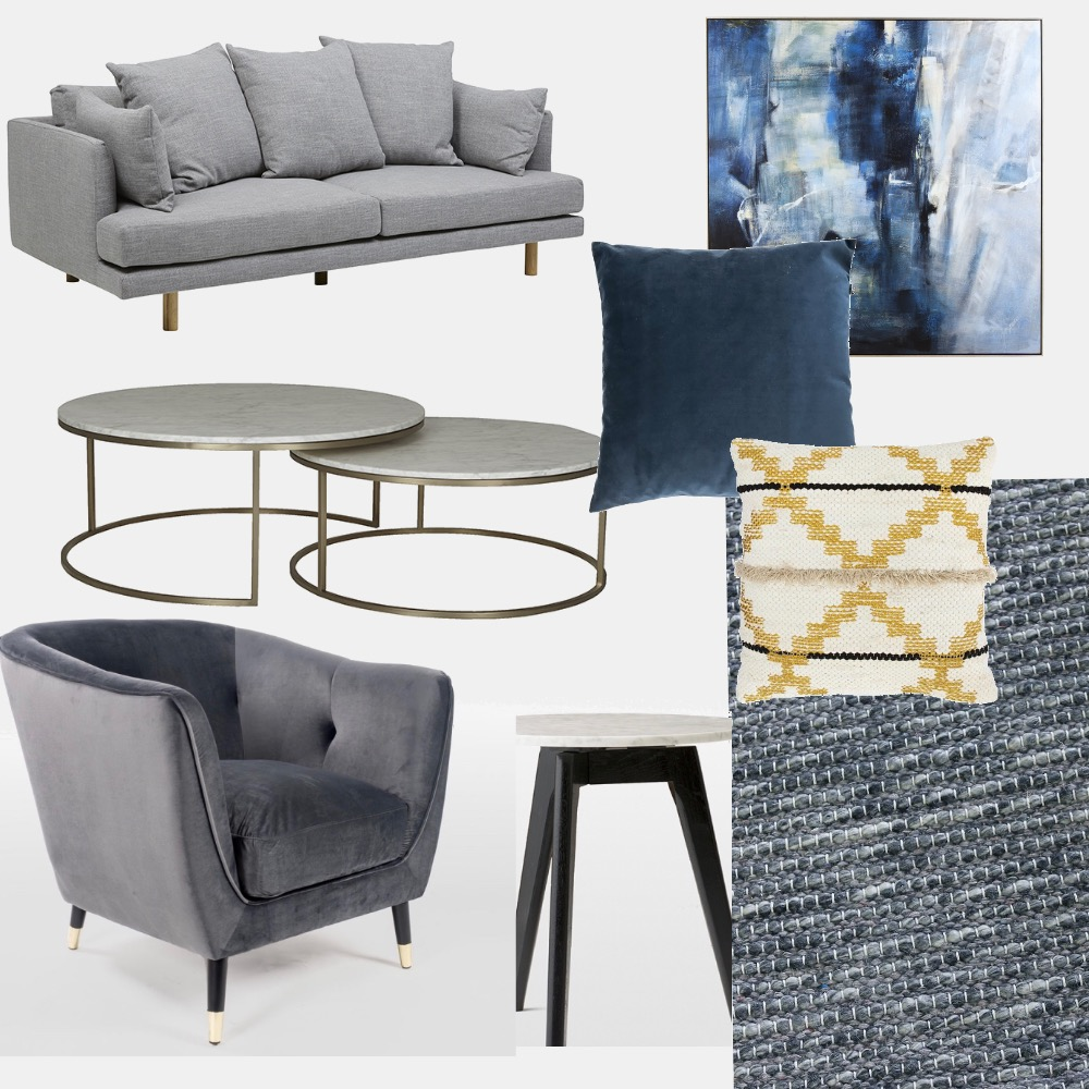 Kylie Living Area Mood Board by KMK Home and Living on Style Sourcebook