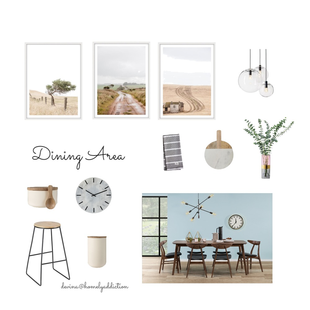Maison carnegie dining revised ver 3 Mood Board by HomelyAddiction on Style Sourcebook