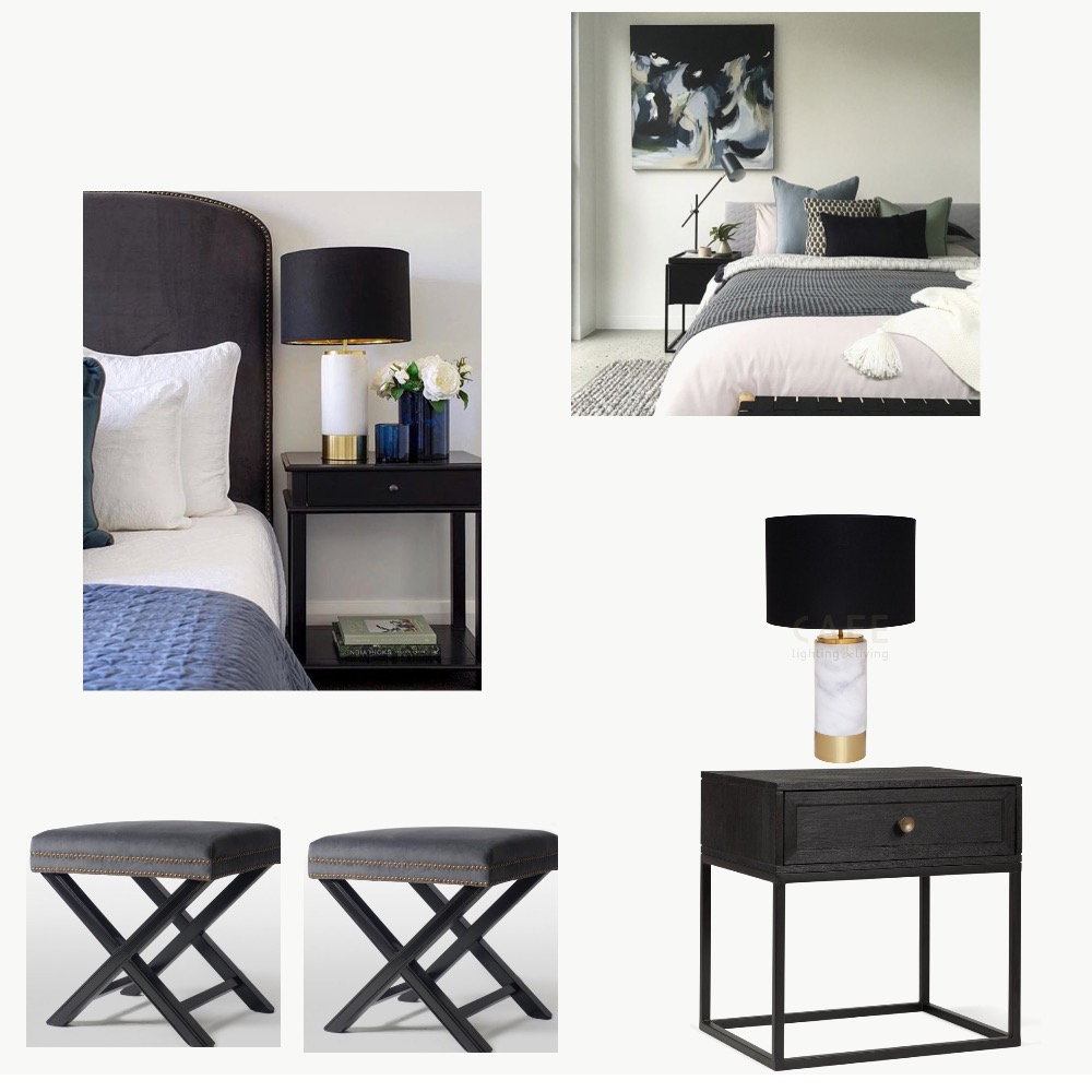 Nigel and Kimber Master Bedroom V2 Mood Board by KMK Home and Living on Style Sourcebook