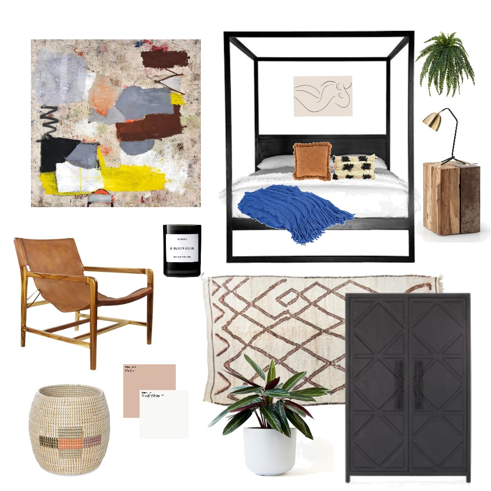 Master Bedroom Mood Board by salt.sage.stone on Style Sourcebook