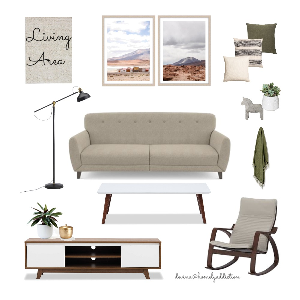 Maison carnegie living Interior Design Mood Board by HomelyAddiction on Style Sourcebook
