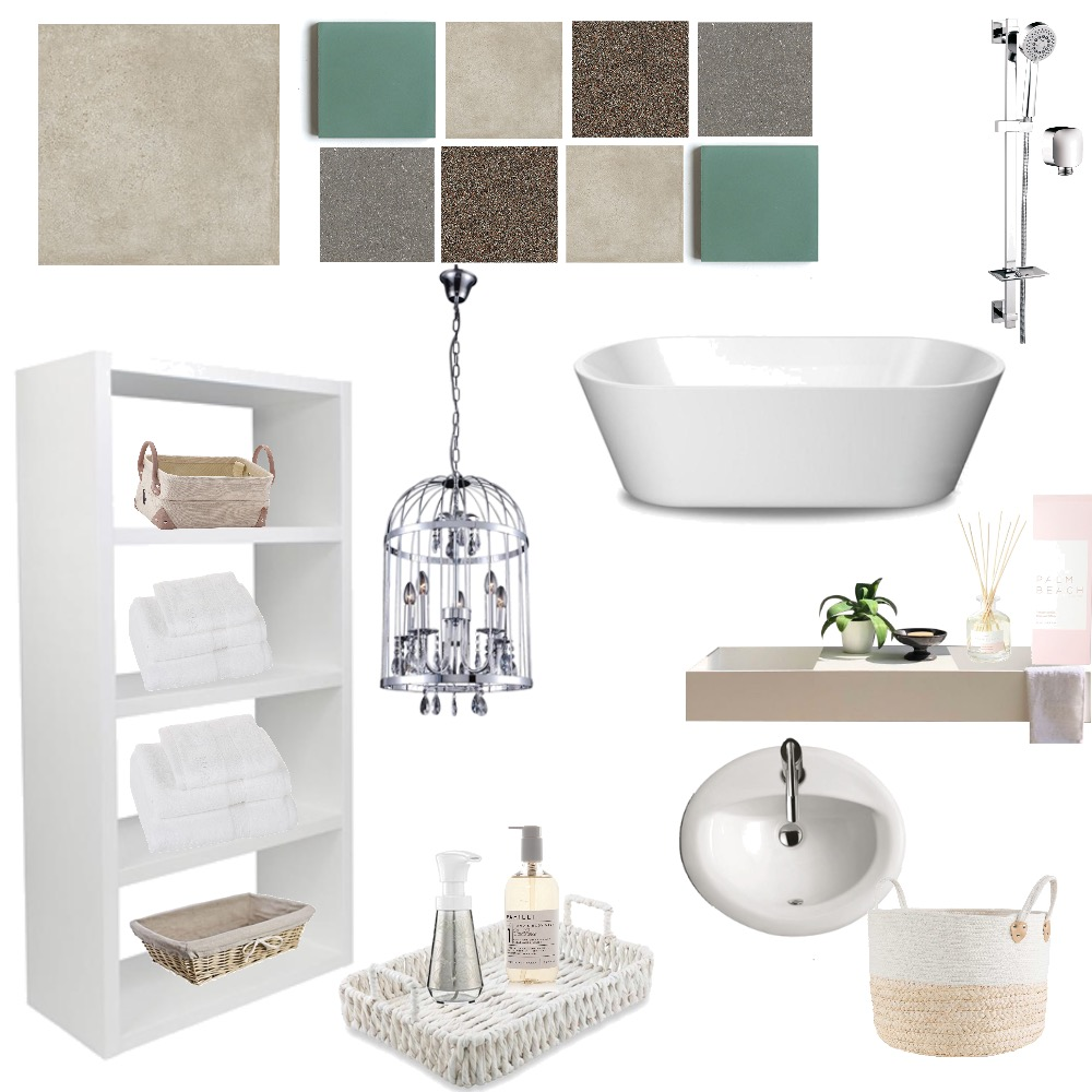 Baño Interior Design Mood Board by laura1303 on Style Sourcebook