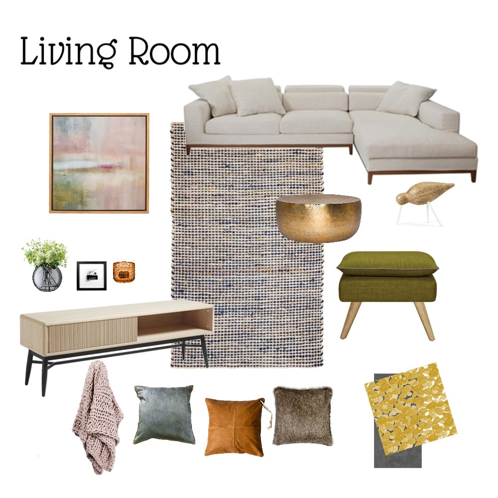 Living Room - Raize the Roof Mood Board by Souldesignconcepts on Style Sourcebook
