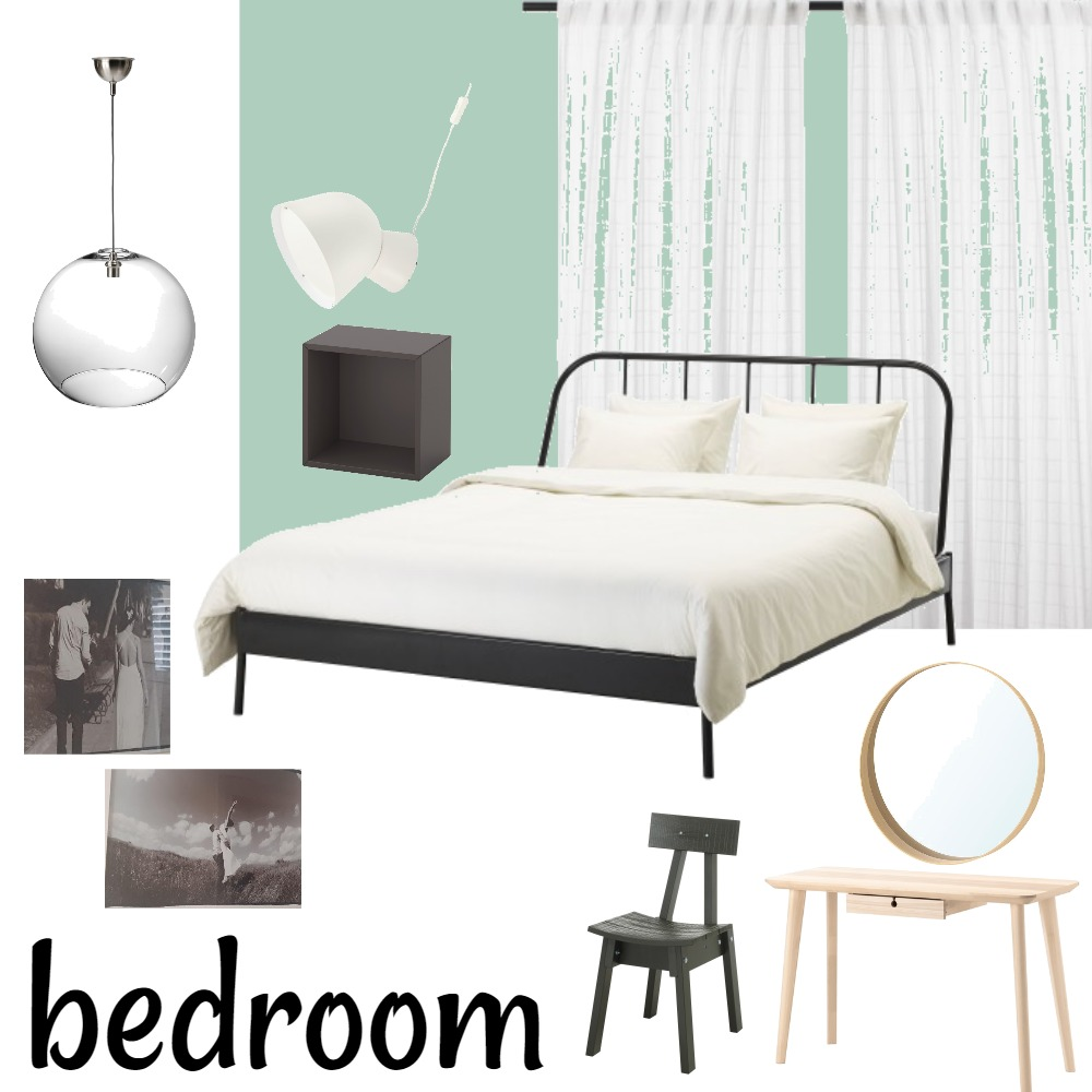bedroom Mood Board by naamaetedgi on Style Sourcebook