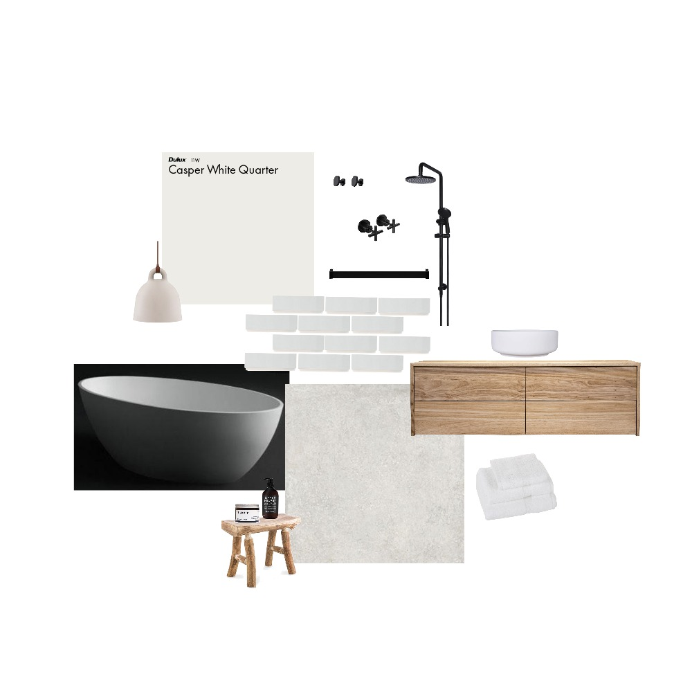 Bathroom Mood Board by martinefx on Style Sourcebook