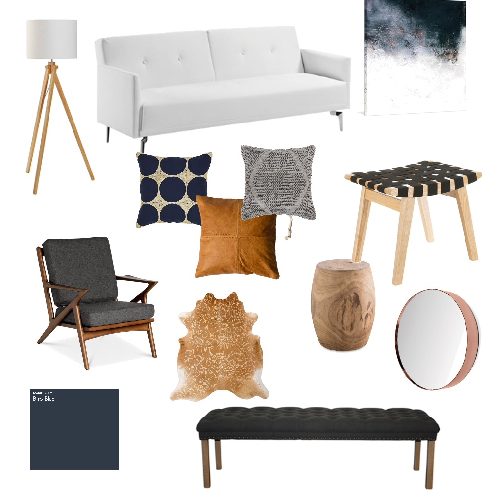 Living Room Interior Design Mood Board by EYount on Style Sourcebook