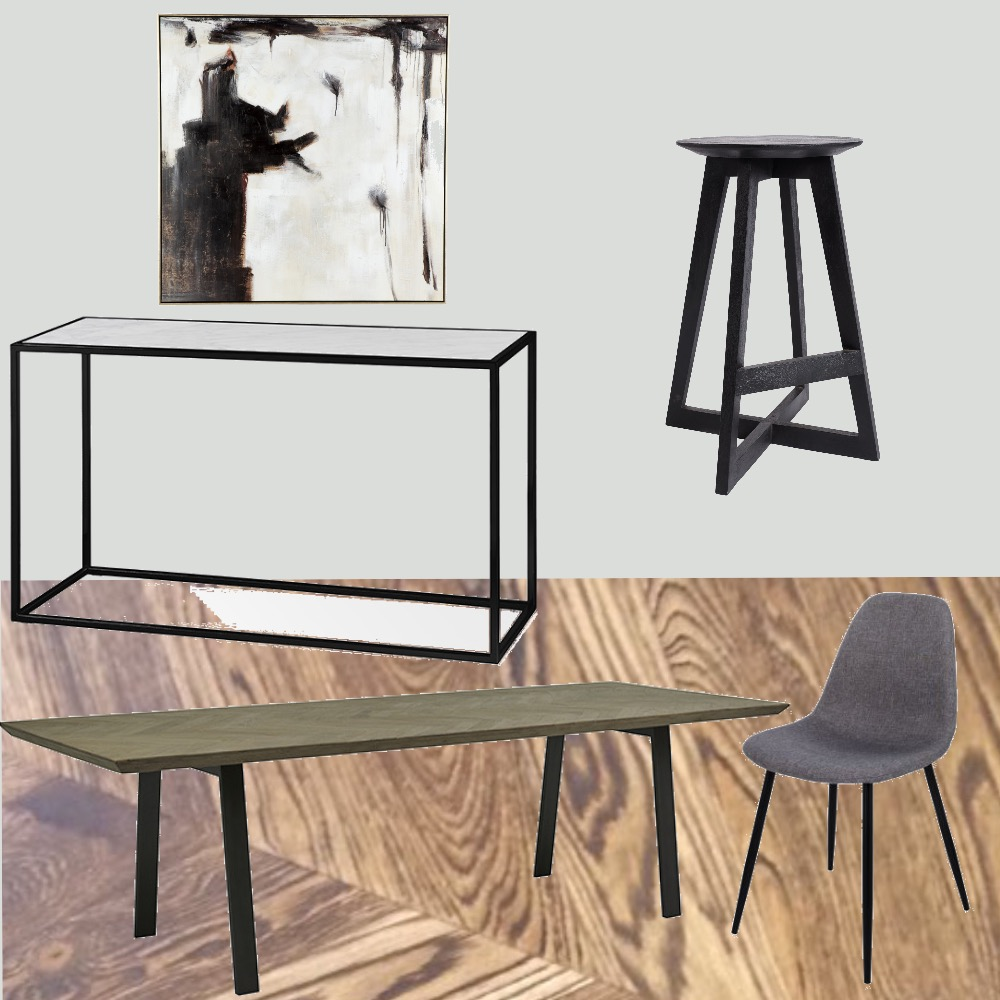 Kylie Dining and Entry Mood Board by KMK Home and Living on Style Sourcebook