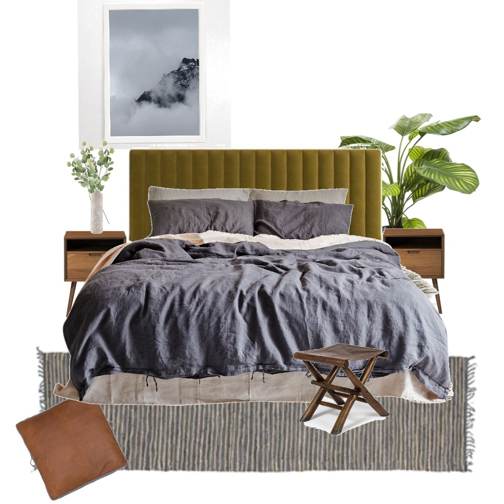 moody bedroom Mood Board by Aliciapranic on Style Sourcebook