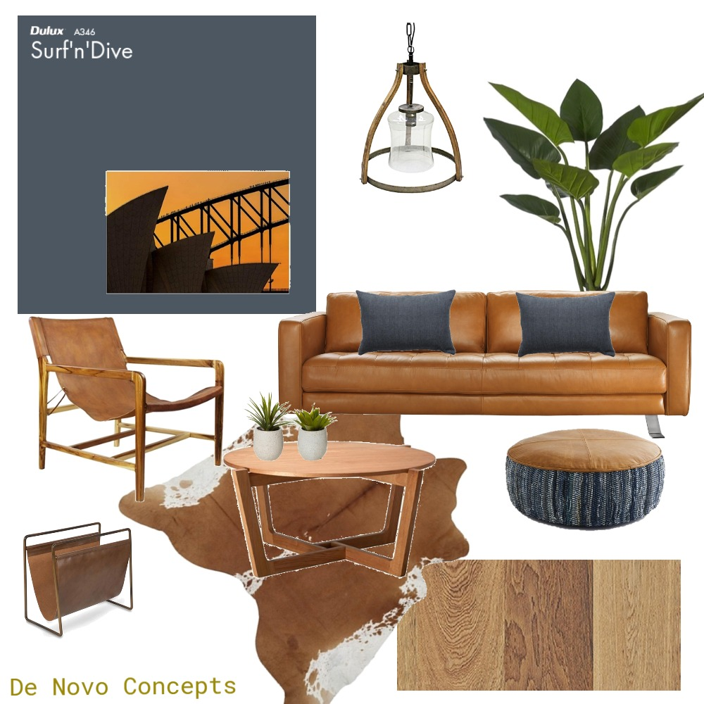 One for the men Mood Board by De Novo Concepts on Style Sourcebook