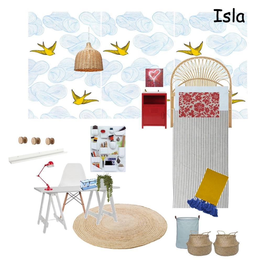 Isla Mood Board by The Place Project on Style Sourcebook