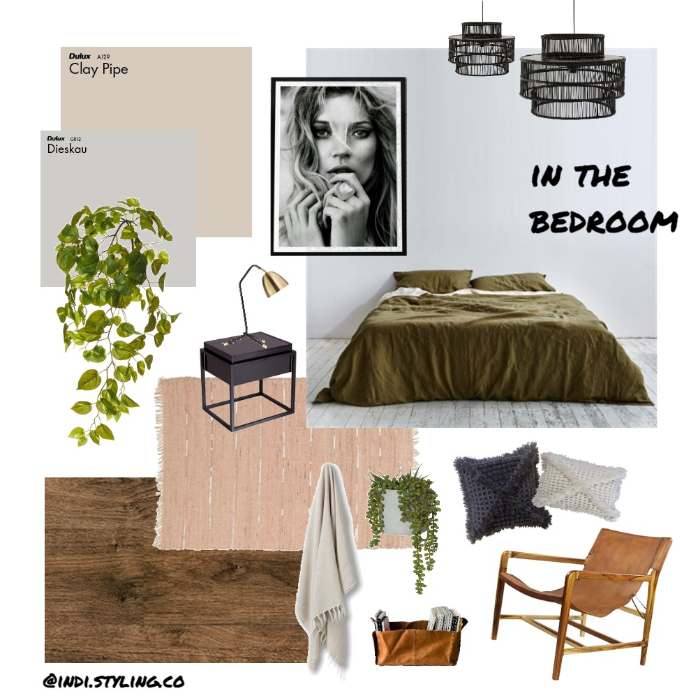 IN THE BEDROOM Mood Board by indistylingco on Style Sourcebook