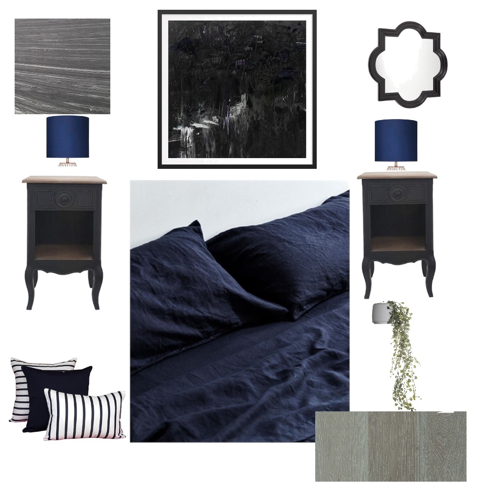 Daniel's Design. Mood Board by Two Wildflowers on Style Sourcebook