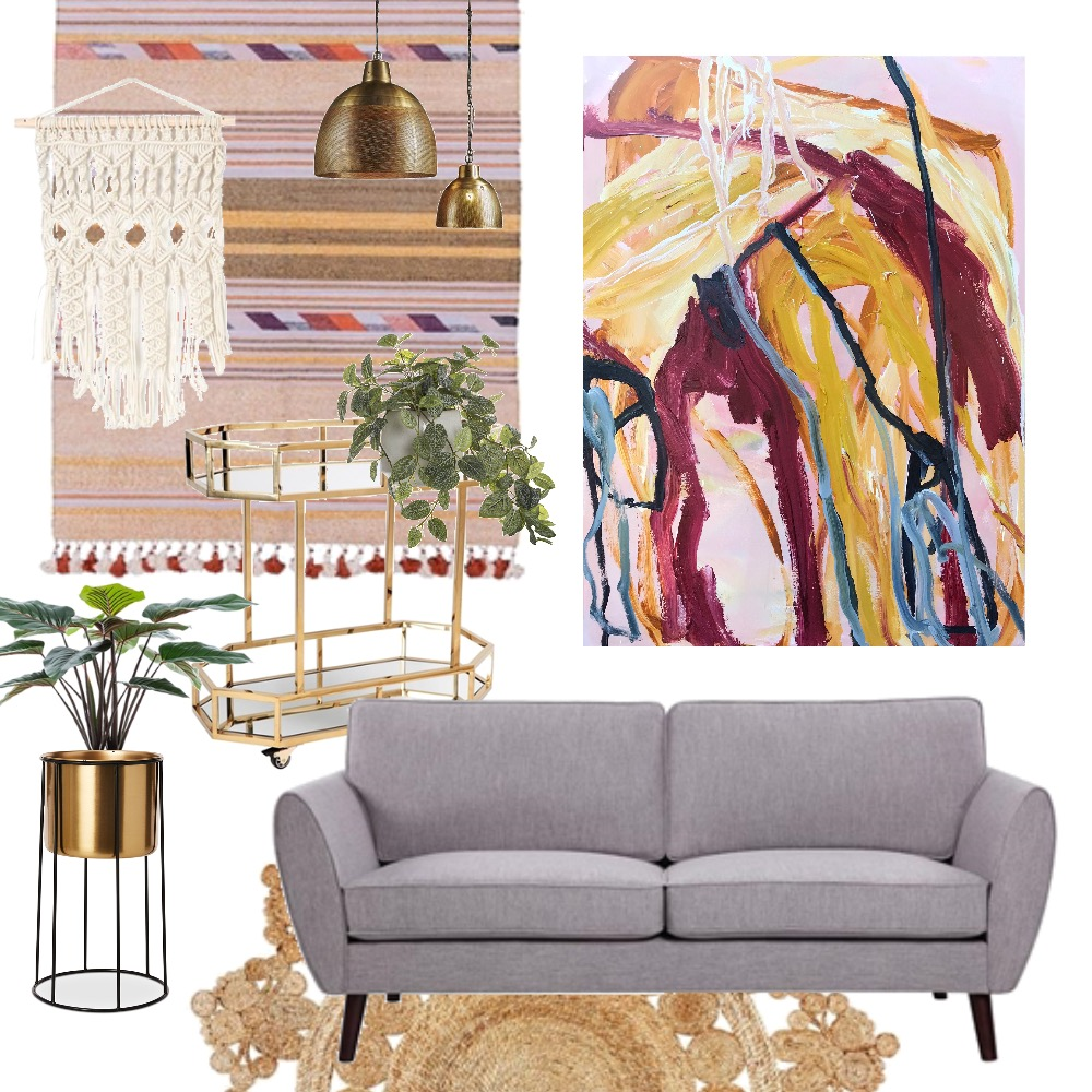 Banyan: Put Roots Down Mood Board by alexandraplim on Style Sourcebook