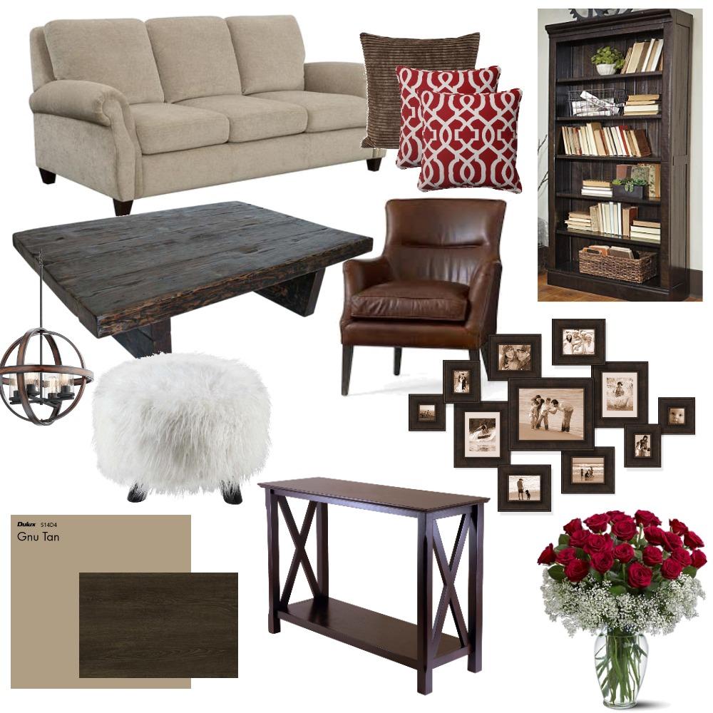Warm living room Mood Board by jessicavandermerwe on Style Sourcebook