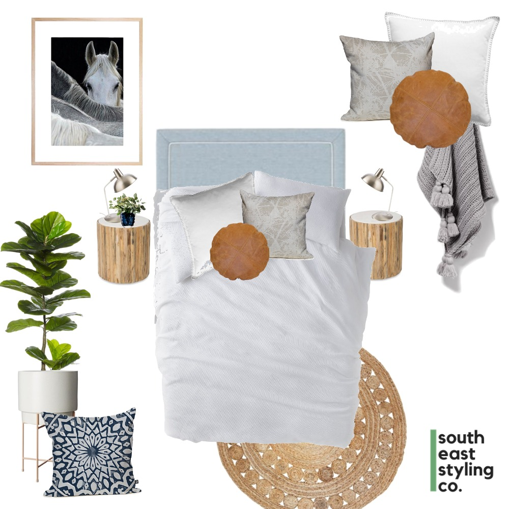 Bedroom Styling 2 Mood Board by South East Styling Co.  on Style Sourcebook