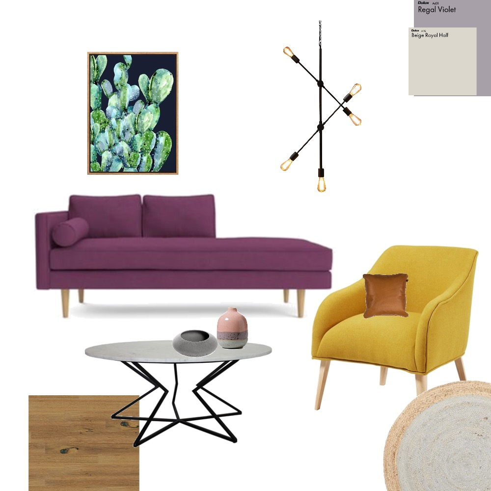 Modern Living room Mood Board by farmehtar on Style Sourcebook