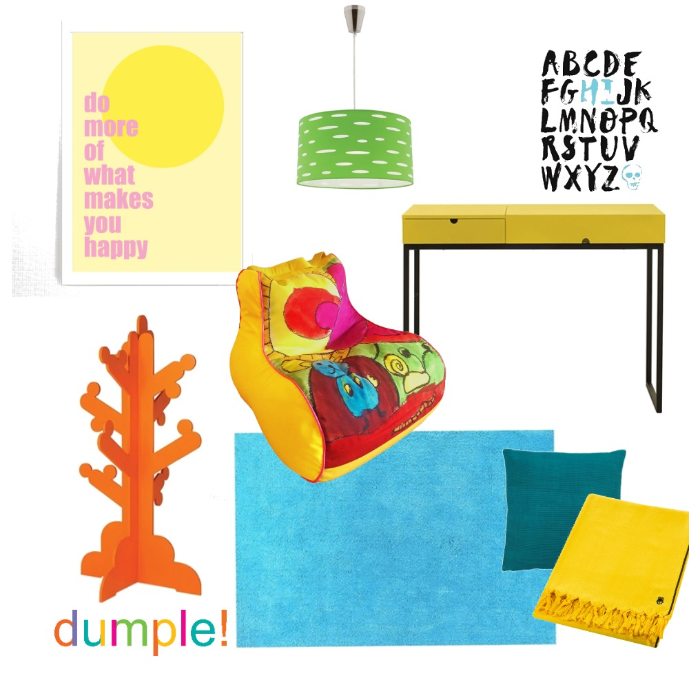 Kids room Mood Board by Moore By Design on Style Sourcebook
