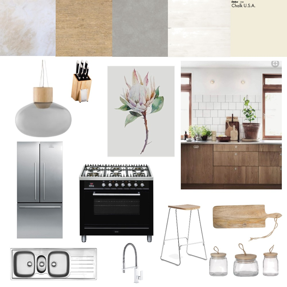 Kitchen Mood Board by hattinghdanielle on Style Sourcebook
