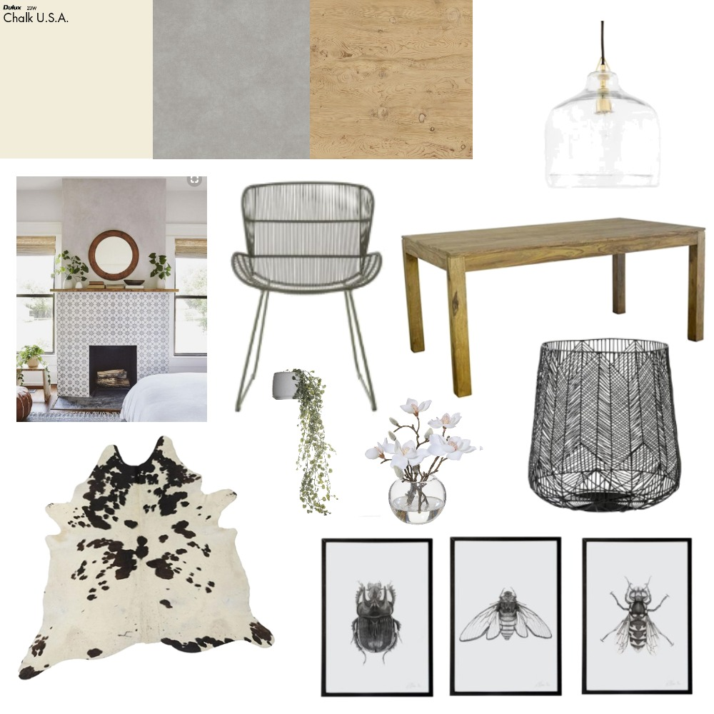 Dining room Mood Board by hattinghdanielle on Style Sourcebook