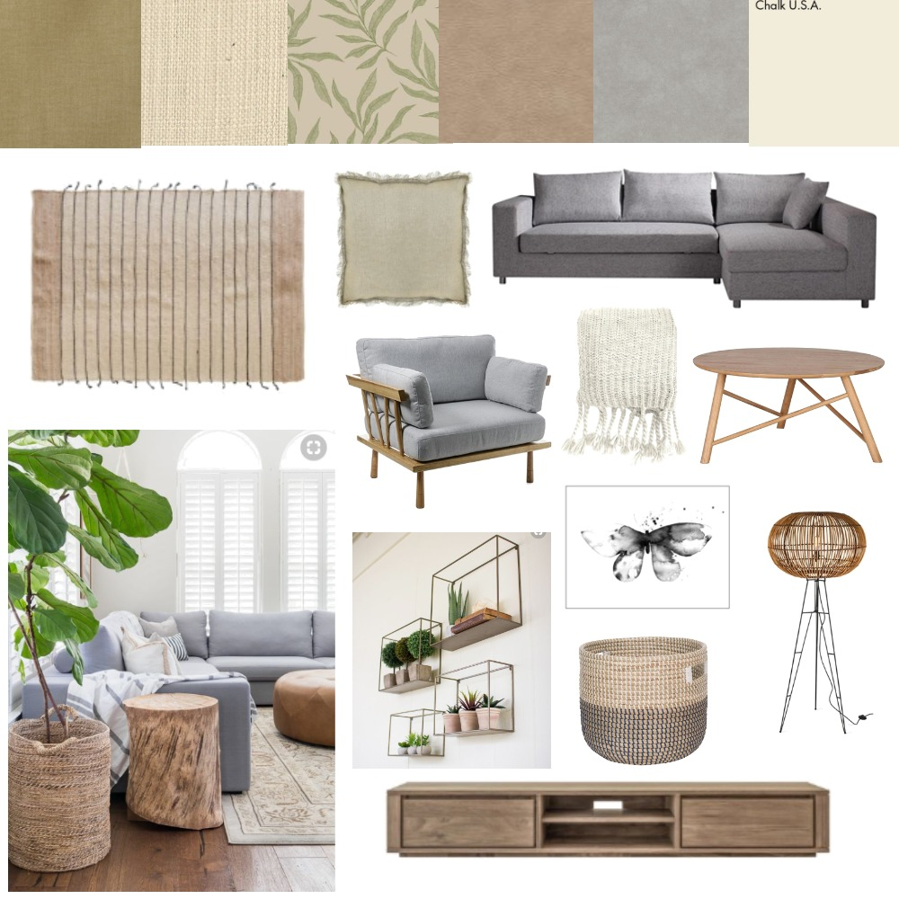 Living Room Mood Board by hattinghdanielle on Style Sourcebook