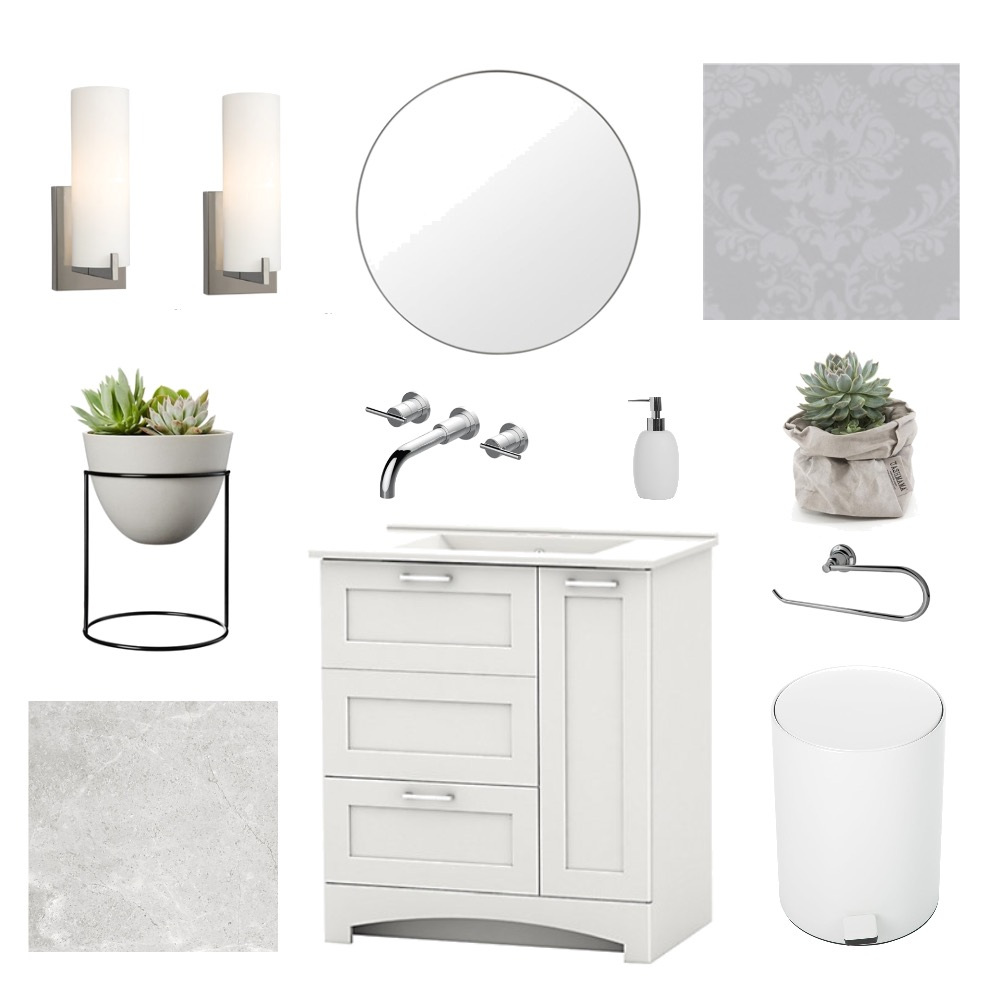 Bathroom Mood Board by amf on Style Sourcebook