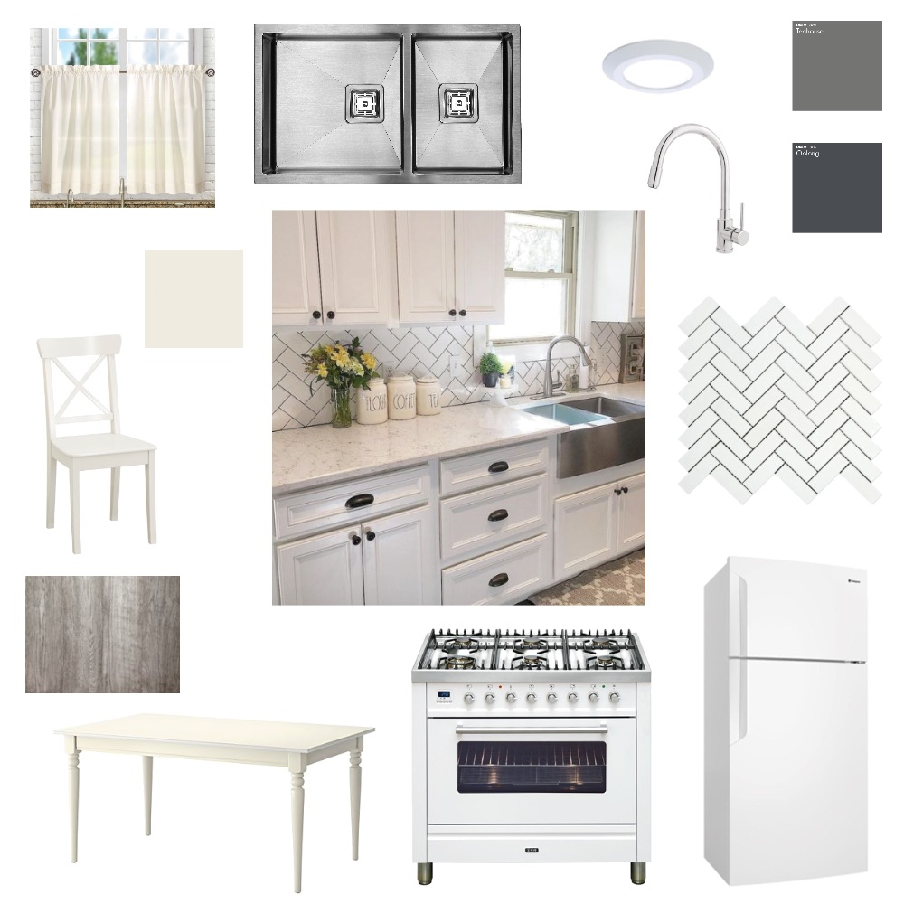 Kitchen Mood Board by amf on Style Sourcebook