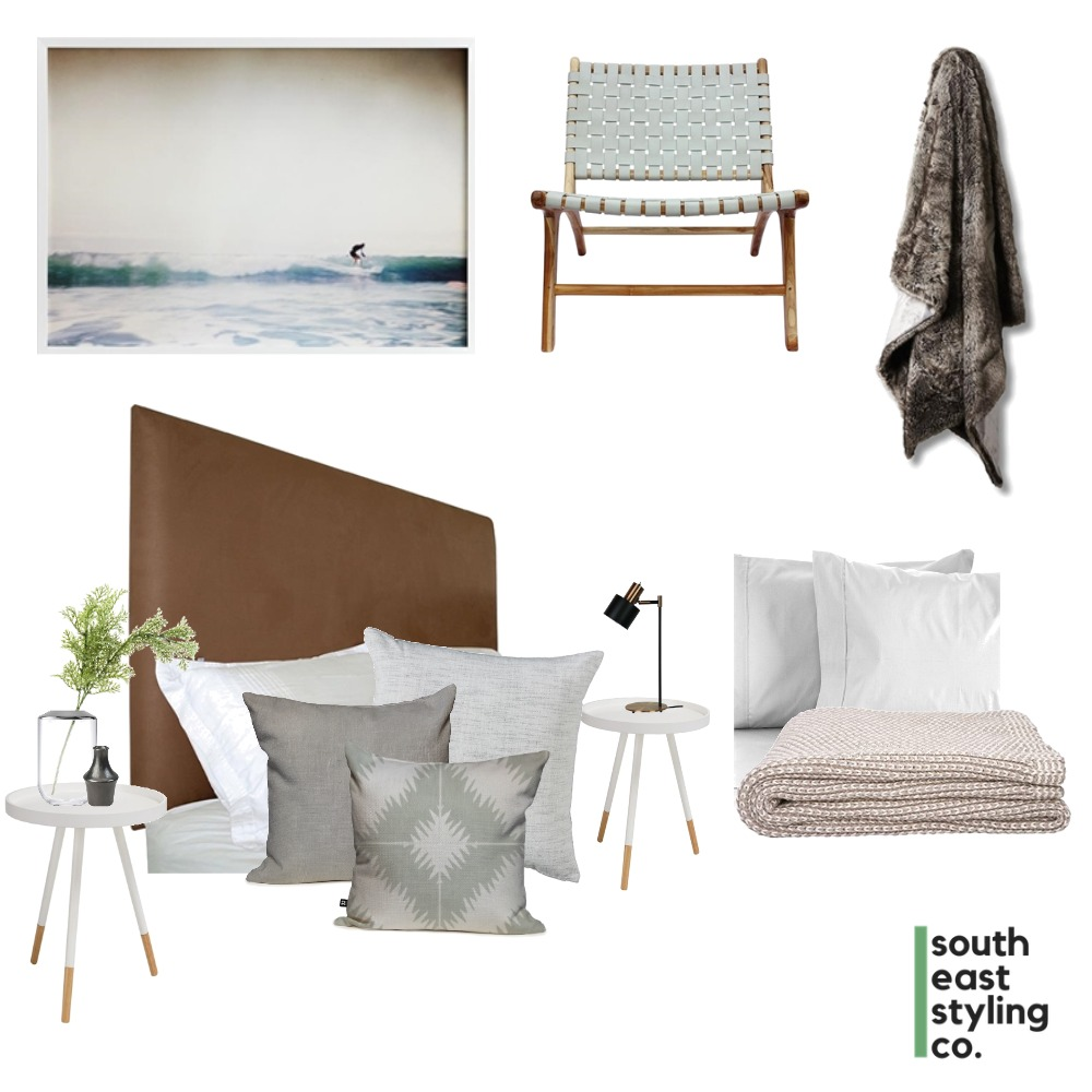 Bedroom 4 Mood Board by South East Styling Co.  on Style Sourcebook