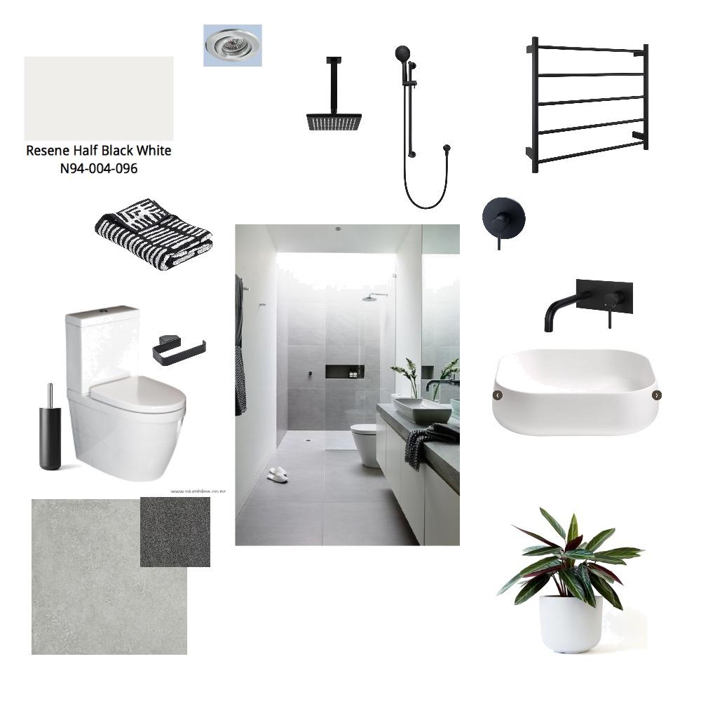 Millton Ensuite Bathroom Mood Board by Jennysaggers on Style Sourcebook