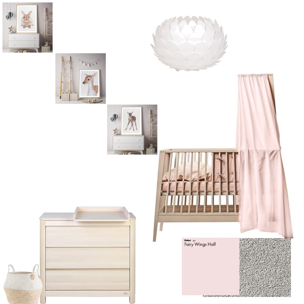 girls room 1 Interior Design Mood Board by jodianne on Style Sourcebook