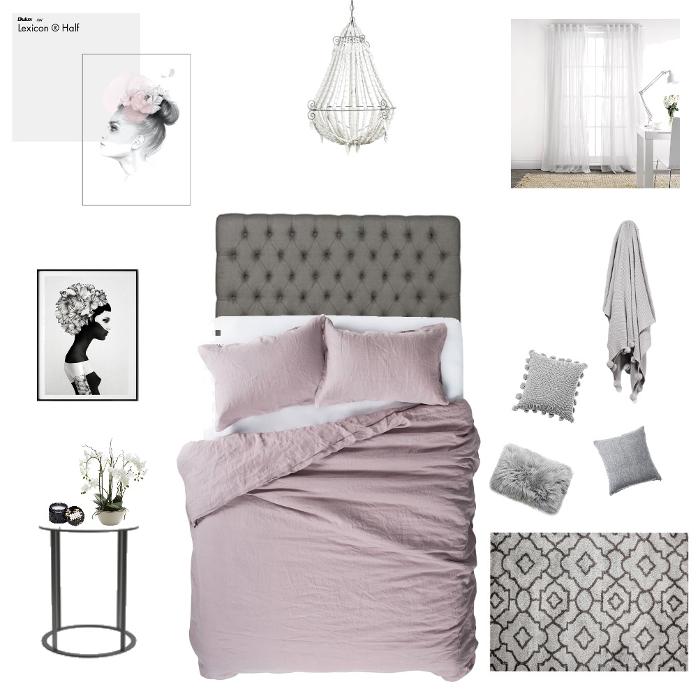 main bedroom Interior Design Mood Board by jodianne on Style Sourcebook