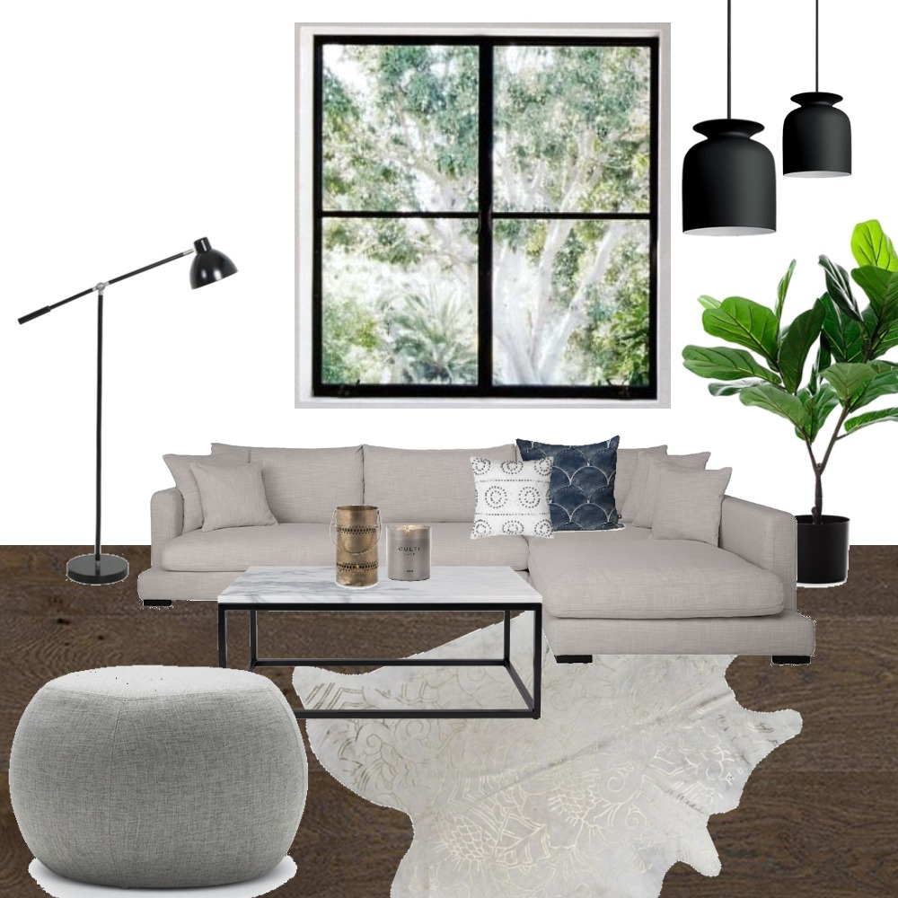 living Interior Design Mood Board by jamiemitrovic on Style Sourcebook