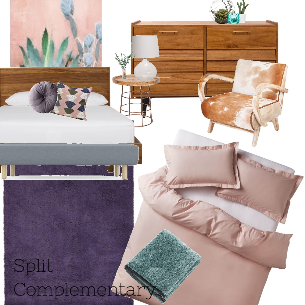 split comp Mood Board by PamWhit on Style Sourcebook