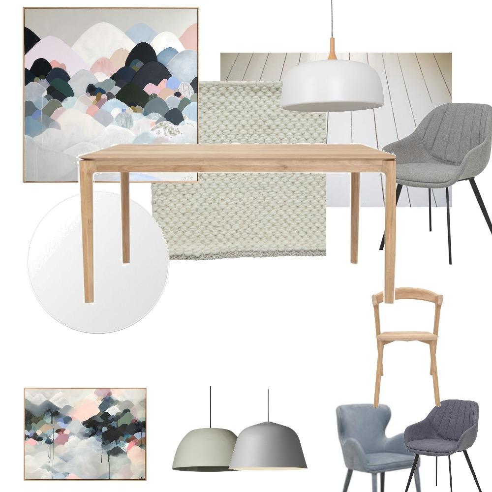 Dining Room Mood Board by phillipakk on Style Sourcebook