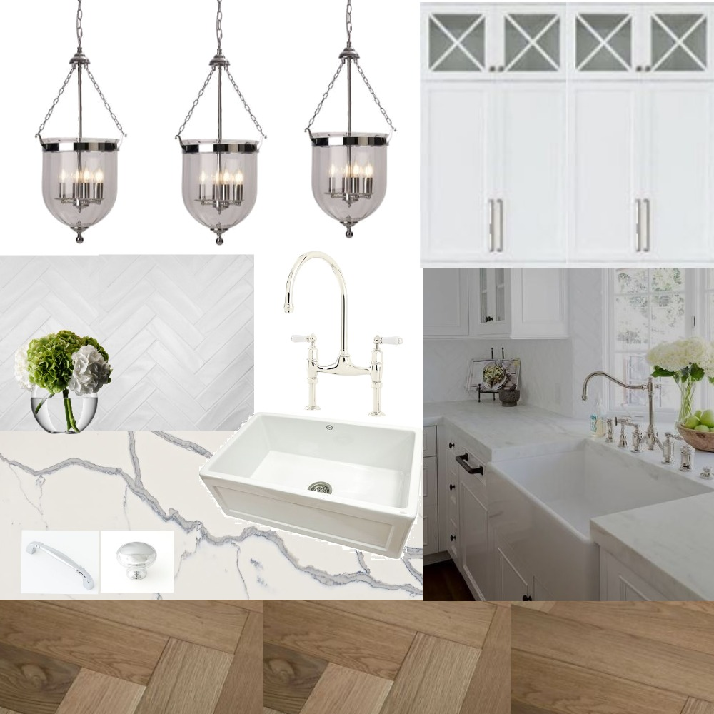 Hamptons kitchen design Mood Board by Letitiaedesigns on Style Sourcebook
