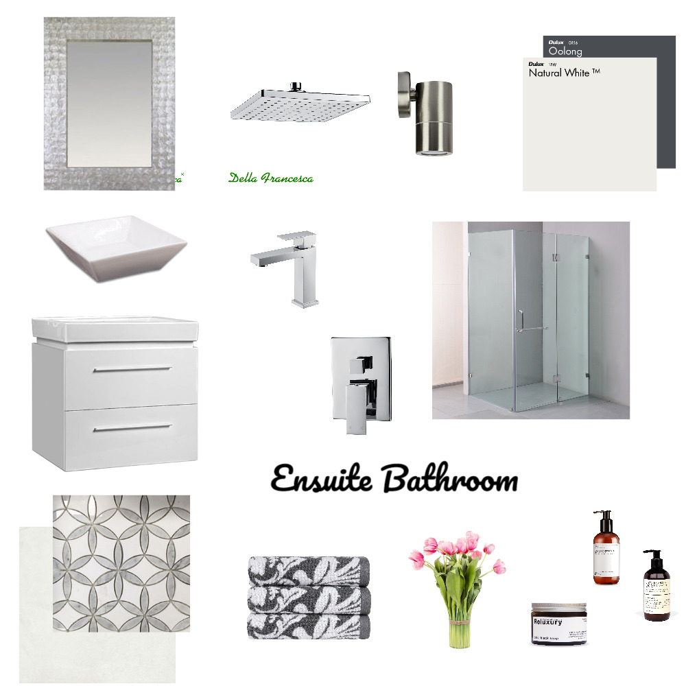 ensuite- module 9 Mood Board by anja on Style Sourcebook
