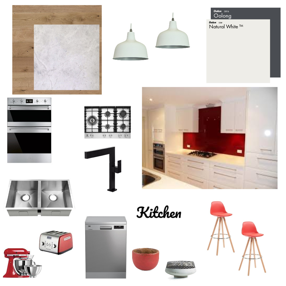 kitchen Mood Board by anja on Style Sourcebook