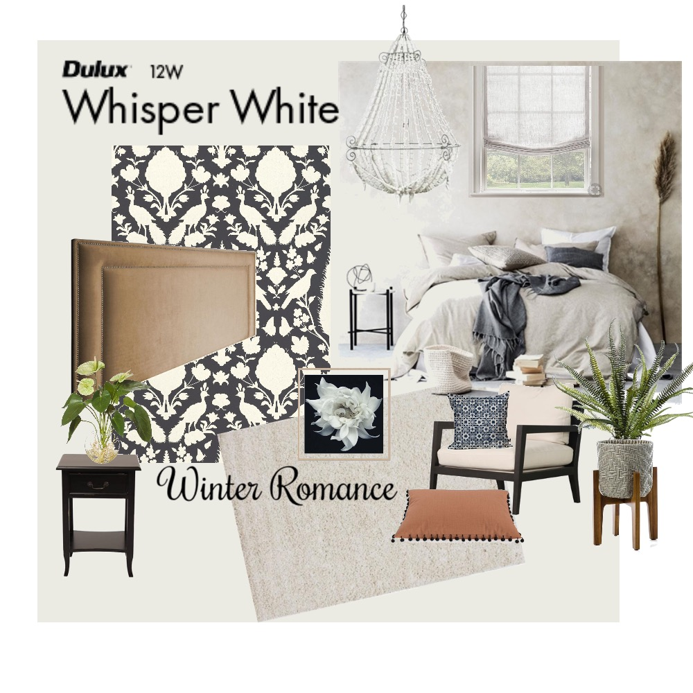 Guest room Mood Board by sammckins on Style Sourcebook