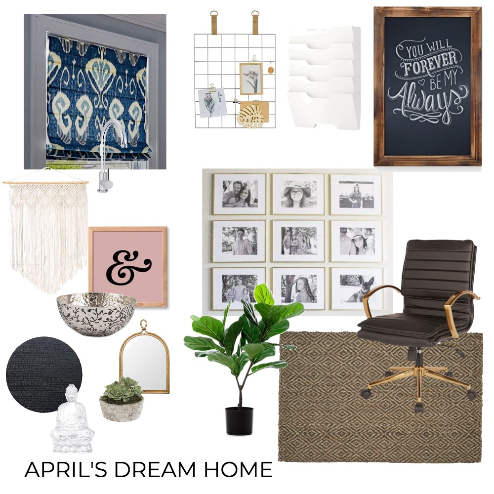 April's Dream Home Mood Board by Cass on Style Sourcebook