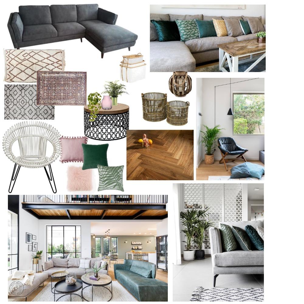 שר סלון Interior Design Mood Board by bosmat on Style Sourcebook