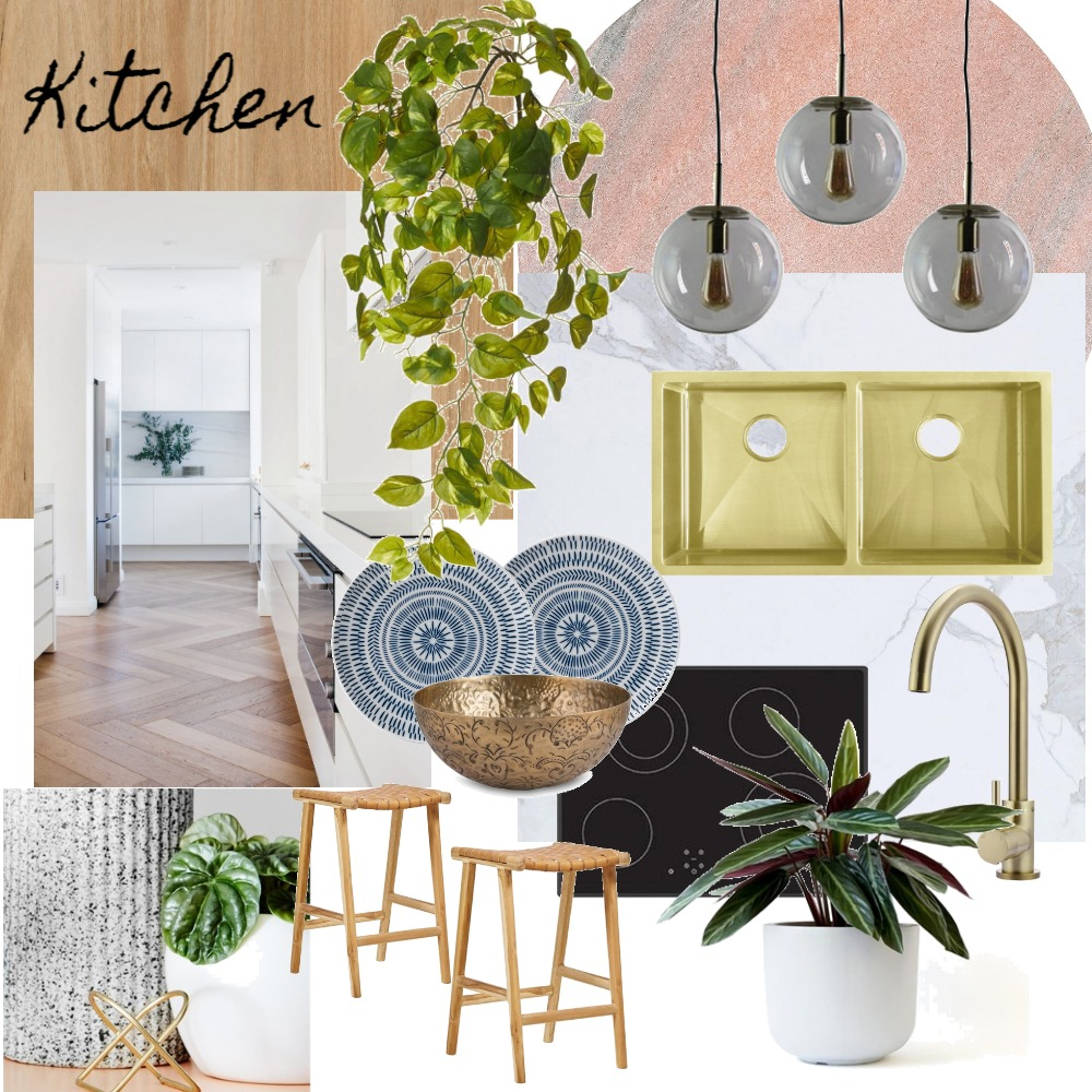 Kitchen Mood Board by Marlowe Interiors on Style Sourcebook