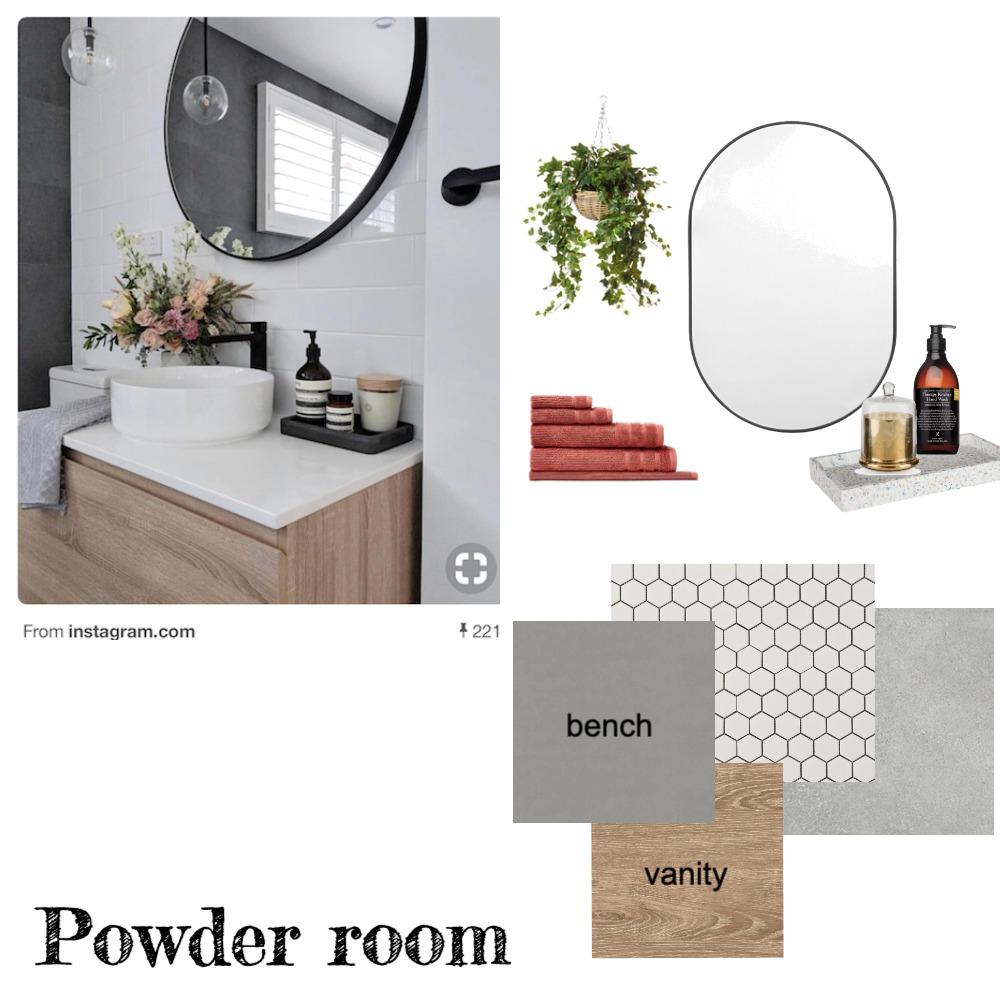 powder room Interior Design Mood Board by alanataylor on Style Sourcebook