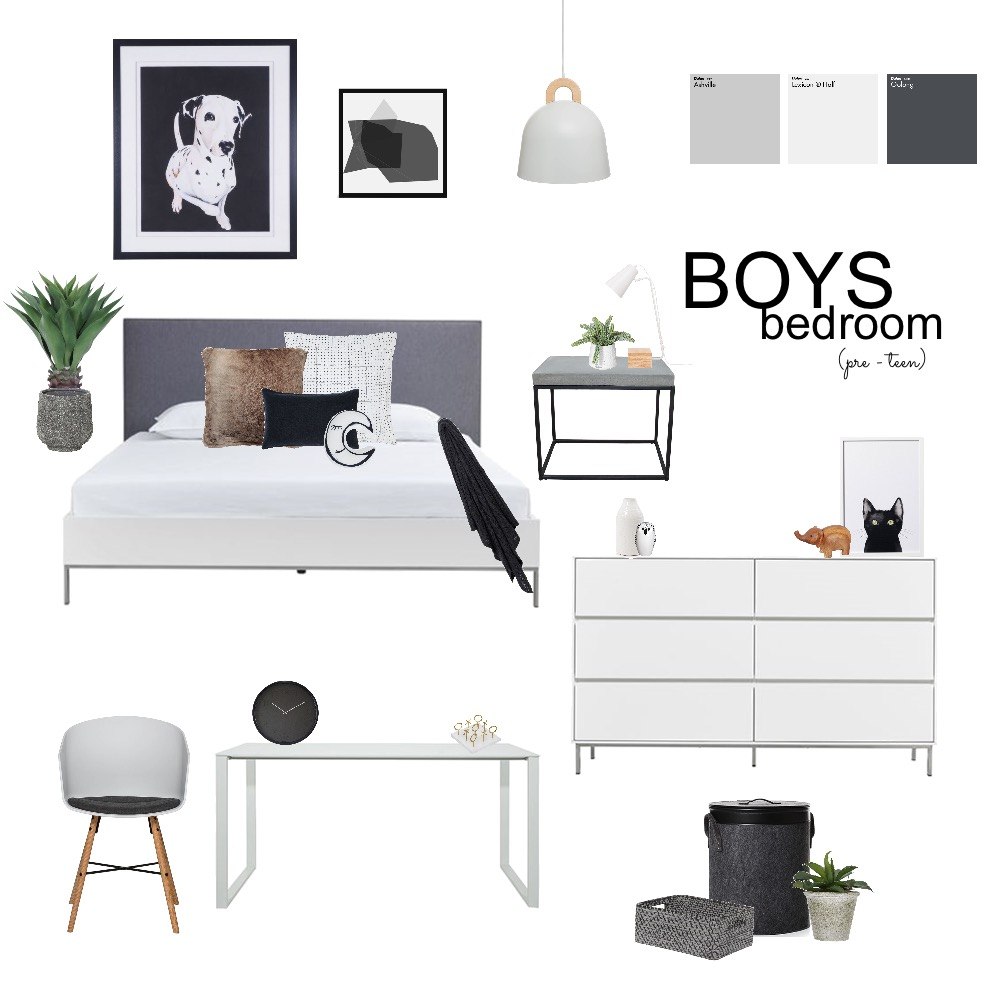 Bedroom Mood Board by danielleundzillo on Style Sourcebook